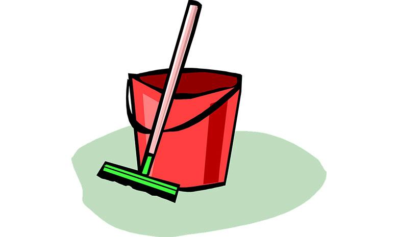 Szybkie sprzątanie - przepis na sukces