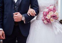 Sukienka na ślub.