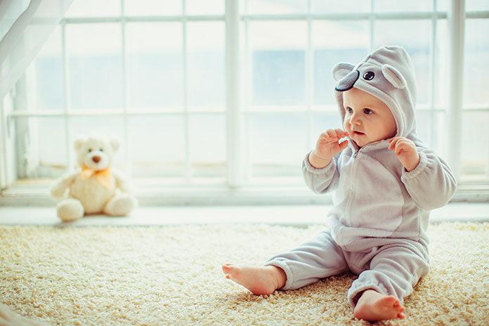 Poznaj witaminy, których potrzebuje Twoje dziecko w początkowej fazie rozwoju