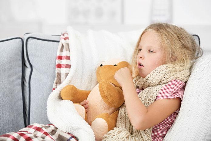 Jak skutecznie walczyć z kaszlem u dzieci