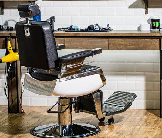 Podnóżki fryzjerskie